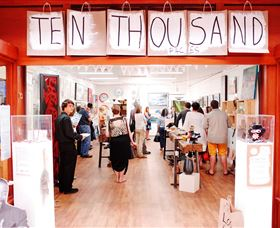 Ten Thousand Paces Gallery - Broome Tourism