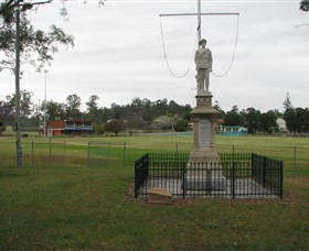 Ebbw Vale Memorial Park - Broome Tourism