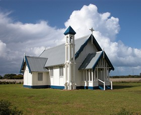 Tarraville Church - Broome Tourism