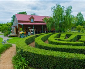 Amazement Farm and Fun Park / Cafe and Farmstay Accommodation - Broome Tourism