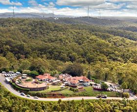 Brisbane Lookout Mount Coot-tha - Broome Tourism