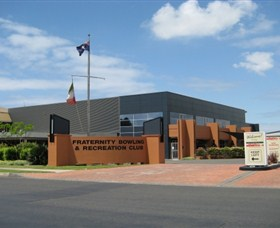 Fraternity Club - Broome Tourism