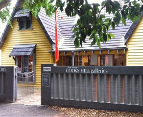Cooks Hill Galleries - Broome Tourism