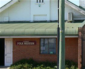 Casino Folk Museum - Broome Tourism