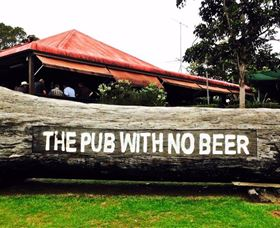 The Pub With No Beer - Broome Tourism
