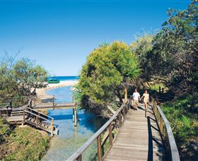 Eli Creek - Broome Tourism