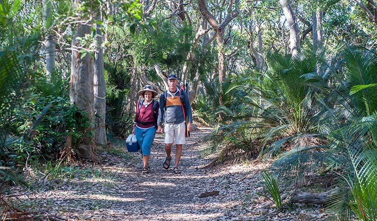 Myrtle Beach walking track - Broome Tourism