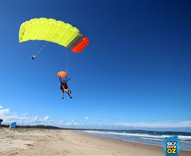 Skydive Oz: Batemans Bay