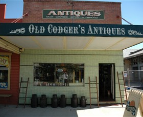 Old Codgers Antiques - Broome Tourism