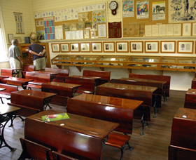 Alumny Creek School Museum and Reserve - Broome Tourism