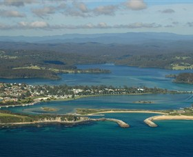 Cycle Narooma to Dalmeny