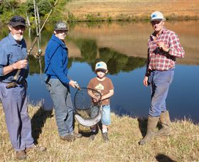 Natone Hills Fly Fishery - Broome Tourism