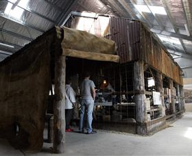 Kenworthy's Stamper Mill - Broome Tourism