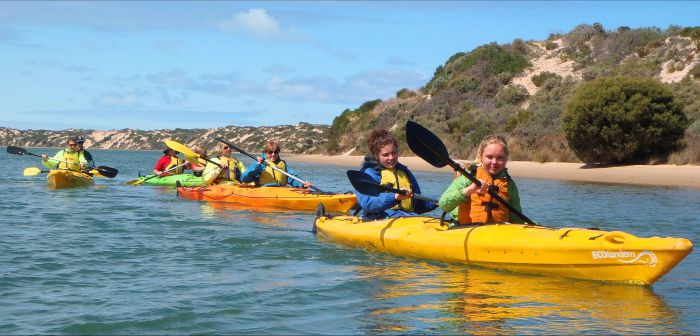 Canoe the Coorong - Broome Tourism