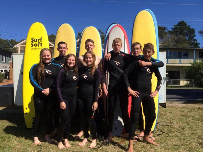 Broulee Surf School - Broome Tourism