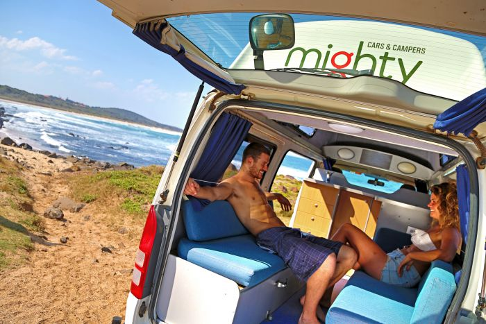 Mighty Cars and Campers - Broome Tourism