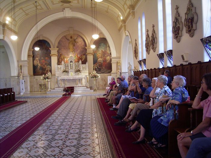 Tours of Sacred Spaces at the Sisters of Mercy Convent - Broome Tourism