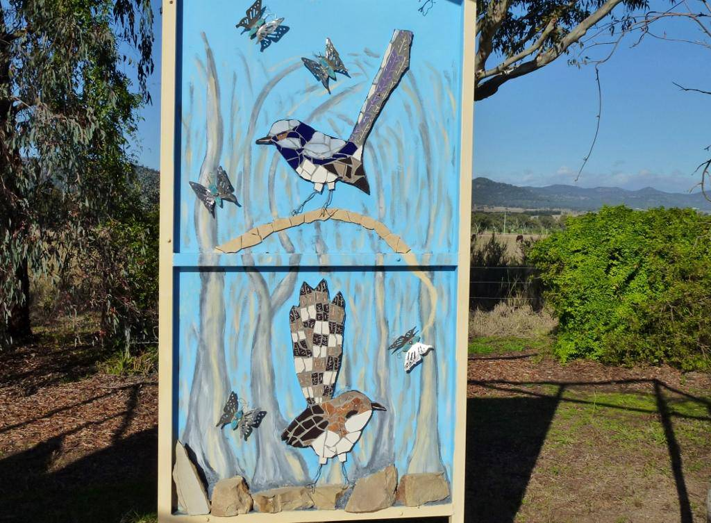 David Mahony Art Gallery  Sculpture Park