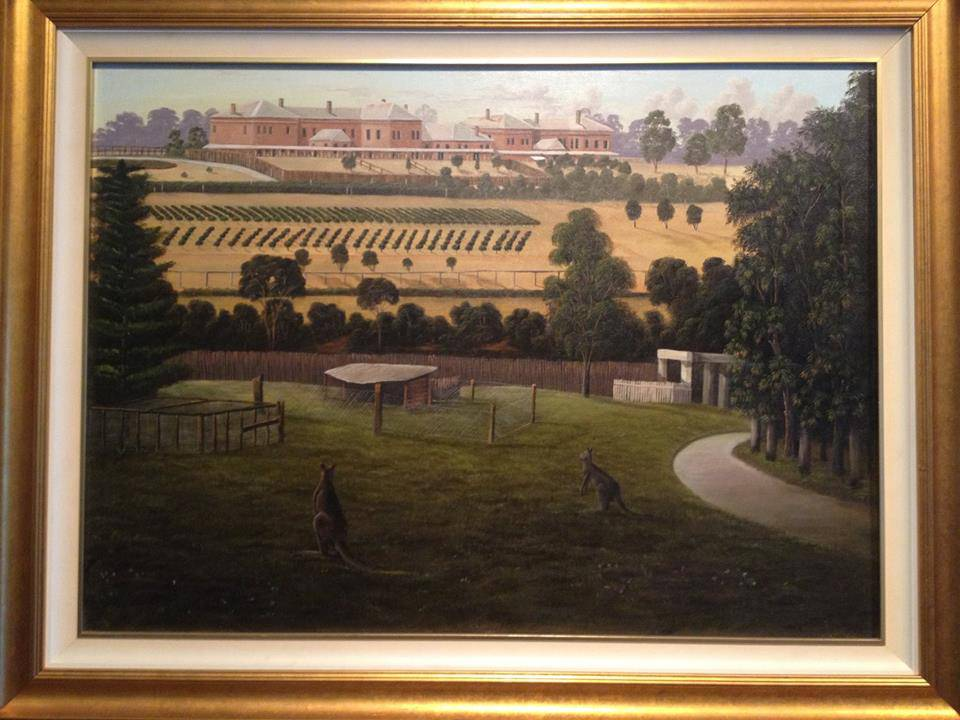 Bulli Historical Art Gallery  Picture Framing