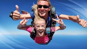 Skydive Oz Canberra - Broome Tourism