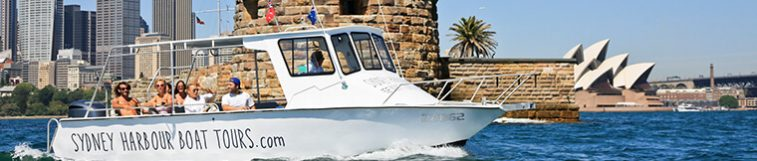 Sydney Harbour Boat Tours - Broome Tourism