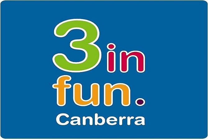3infun Canberra Attraction Pass Including the Australian Institute of Sport, Cockington Green Gardens and Questacon