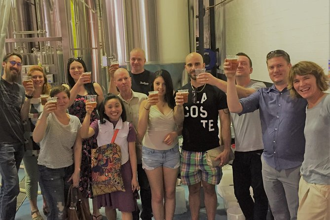 CanBEERa Explorer Capital Brewery Full-Day Tour - Broome Tourism