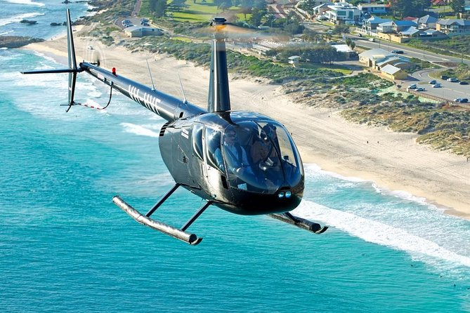 Perth Beaches Helicopter Tour from Hillarys Boat Harbour - Broome Tourism