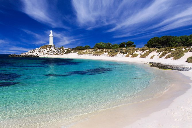 Rottnest Island Grand Tour Including Lunch and Historical Train Ride - Broome Tourism