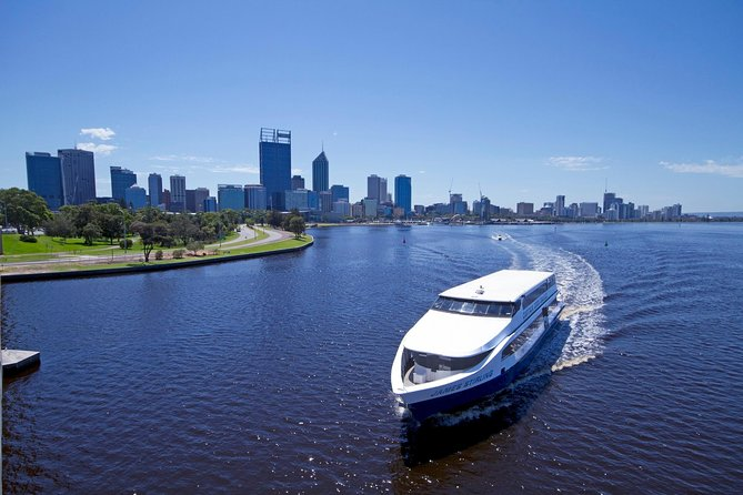 One-way Sightseeing Cruise between Perth and Fremantle - Broome Tourism