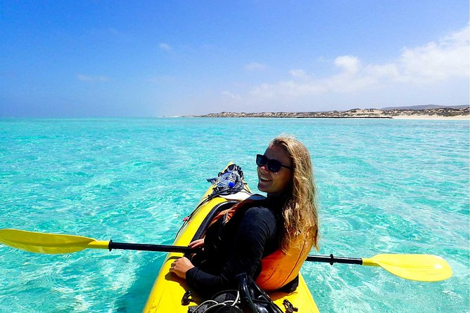 Ningaloo Reef Kayaking and Snorkeling Tour - Broome Tourism