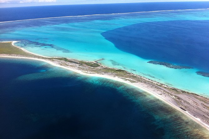 Abrolhos Islands Fixed-Wing Scenic Flight from Geraldton - Broome Tourism
