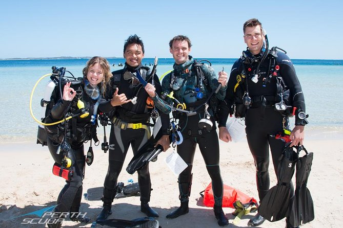 Discover Local Scuba Diving in Perth - Broome Tourism