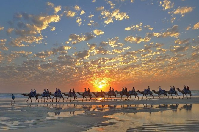 Broome City Sightseeing Tour with Optional Camel Ride - Broome Tourism