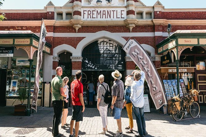 Small-Group History of Fremantle Walking Tour - Broome Tourism