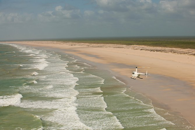 Broome 45 Minute Scenic Creek  Coast Helicopter Flight - Broome Tourism