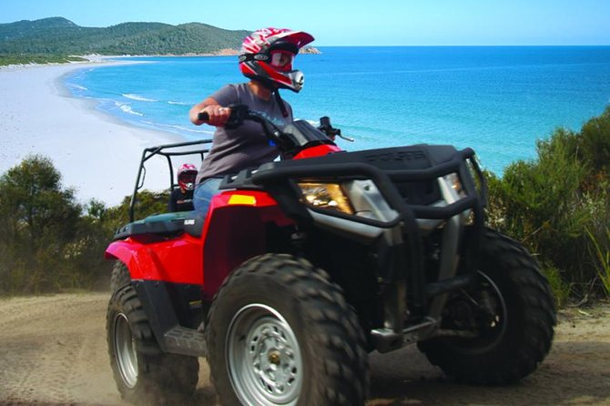 Half-Day Guided ATV Exploration Tour from Coles Bay - Broome Tourism