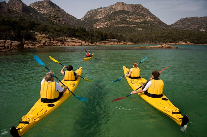 The Freycinet Paddle - Broome Tourism
