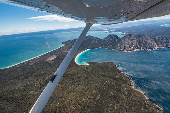 Freycinet Peninsula Or Wineglass Bay Scenic Flight - Broome Tourism