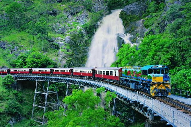 Full-Day Tour with Kuranda Scenic Railway Skyrail Rainforest Cableway and Hartley's Crocodile Adventures from Cairns - Broome Tourism