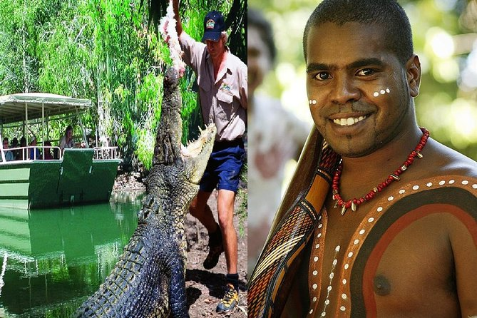 Hartley's Crocodile Adventures and Tjapukai Cultural Park Day Trip from Cairns - Broome Tourism