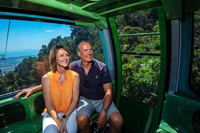 Skyrail Rainforest Cableway Day Trip from Palm Cove - Broome Tourism