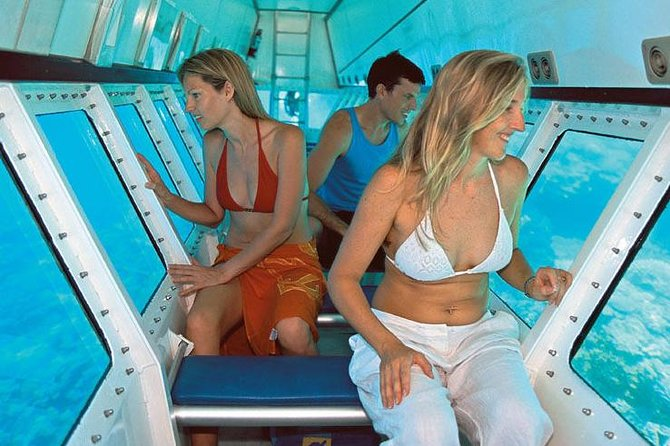 Quicksilver Outer Great Barrier Reef Snorkel Cruise from Palm Cove - Broome Tourism