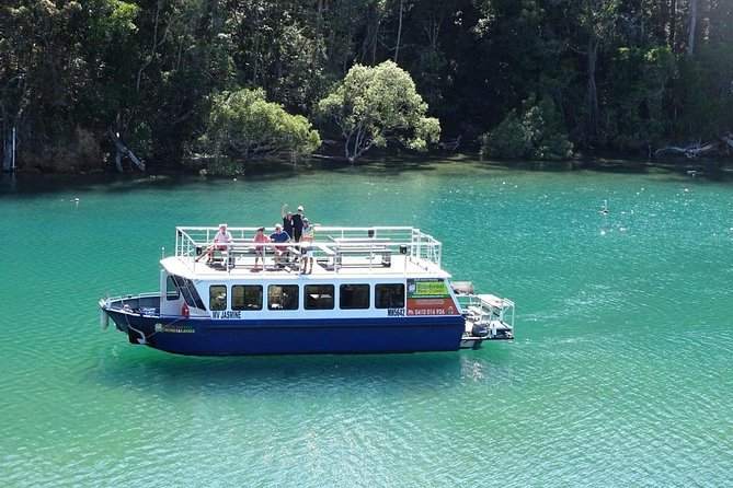 Brunswick Heads Rainforest Eco-Cruise - Broome Tourism
