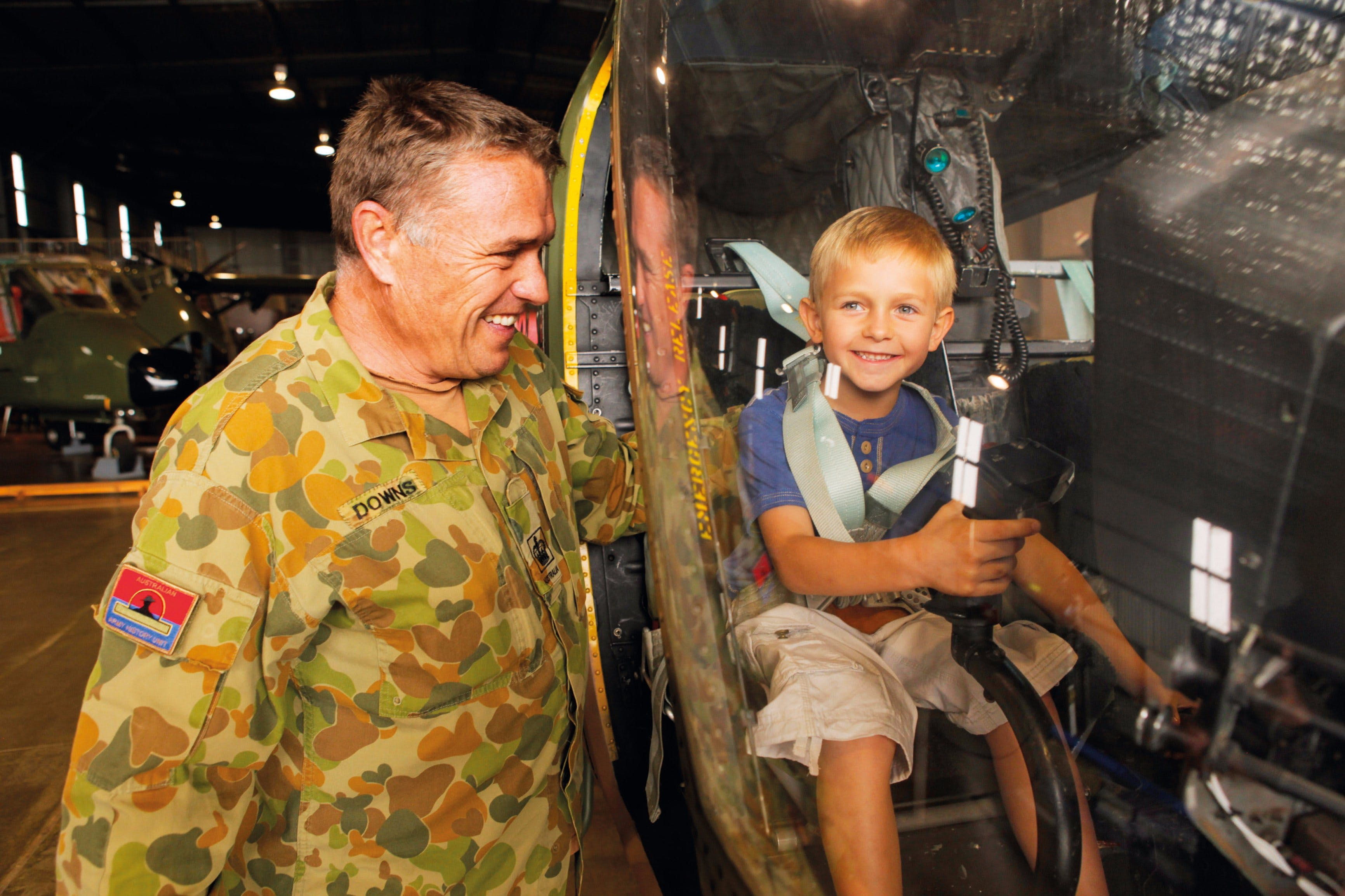 Australian Army Flying Museum - Broome Tourism