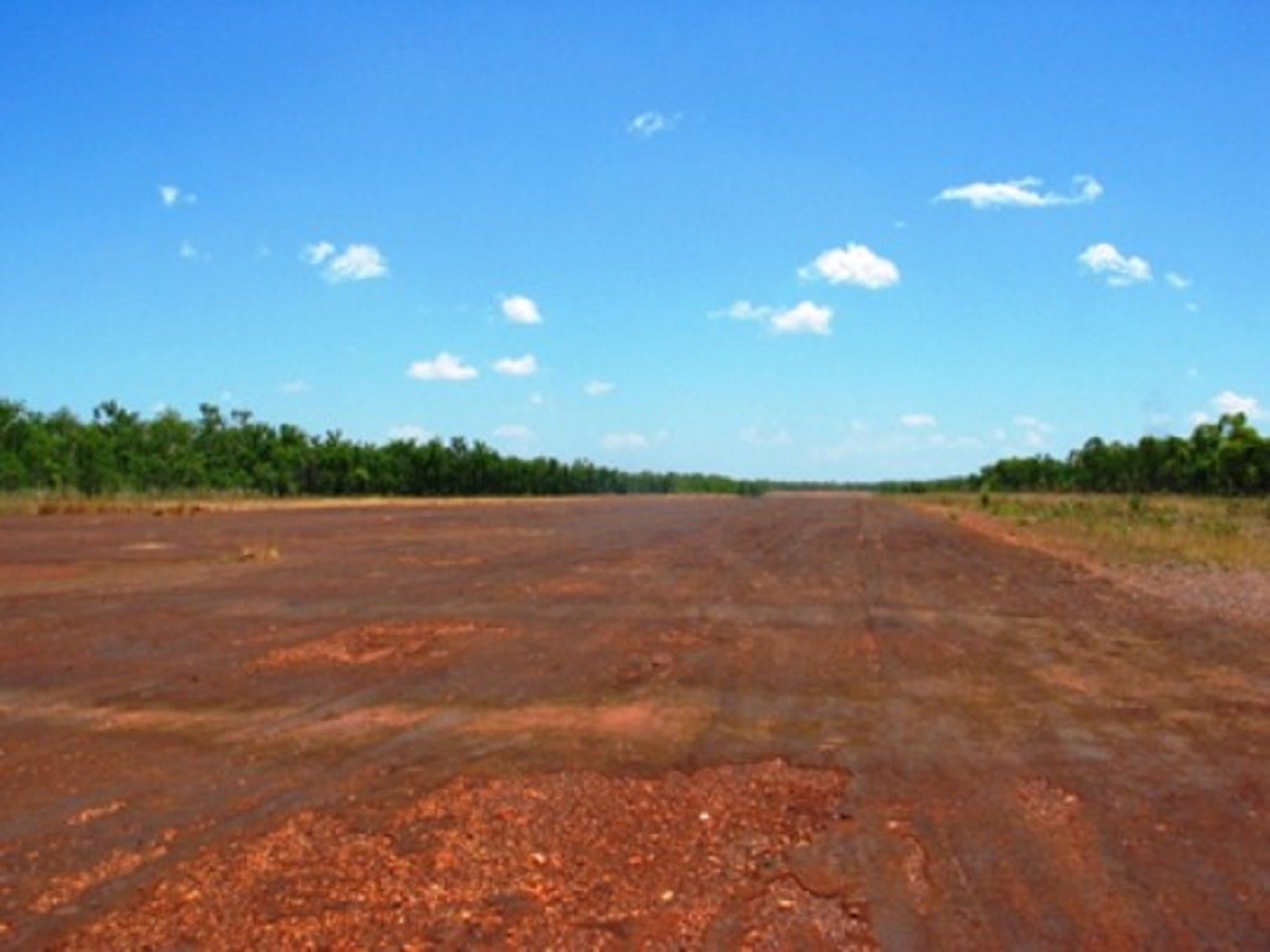 Gorrie Airfield - Broome Tourism