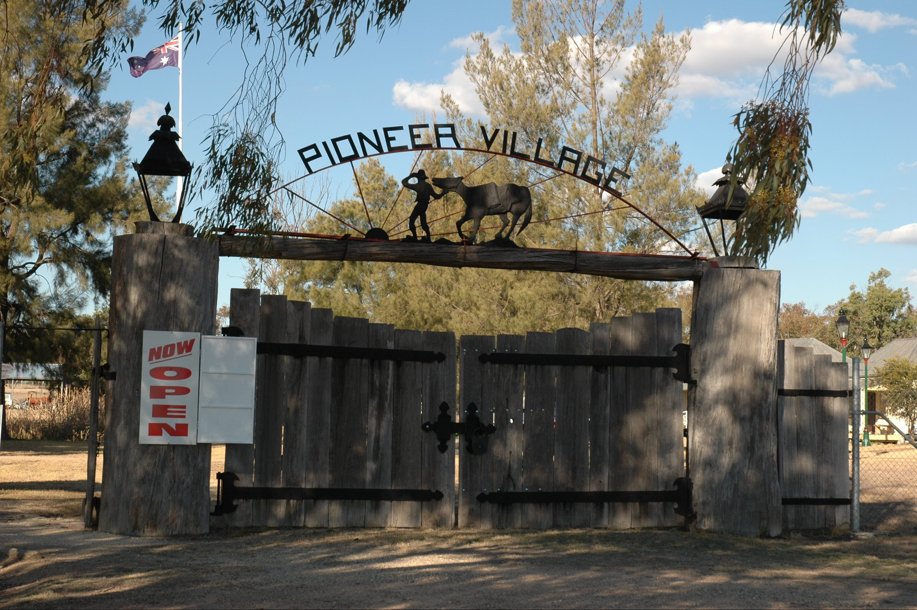 Inverell Pioneer Village - Broome Tourism