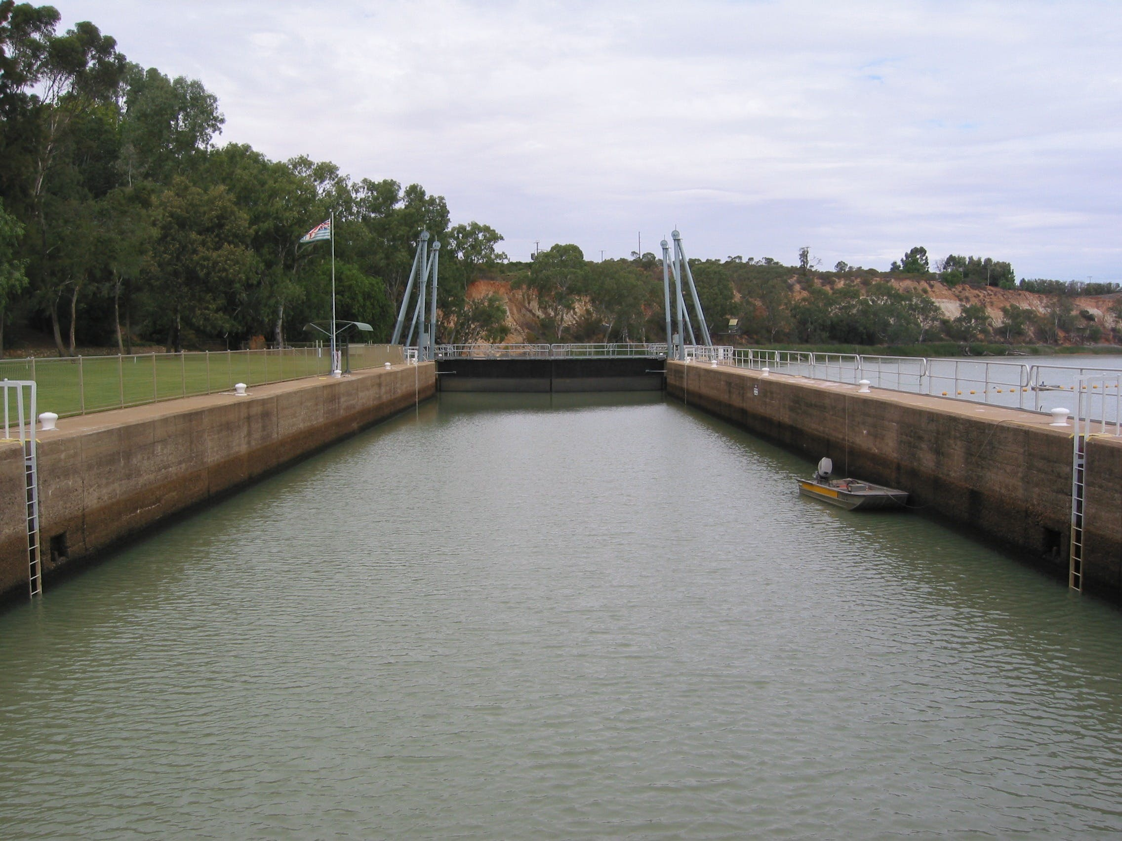 Lock 4 - Broome Tourism