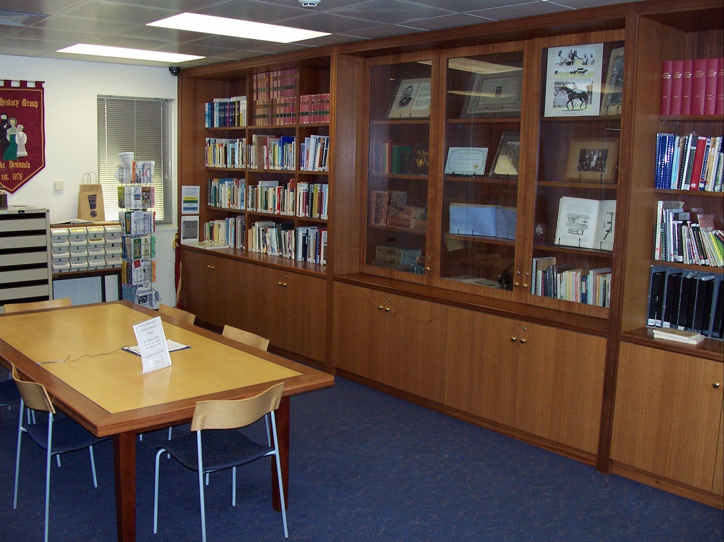 Local History Room - Broome Tourism