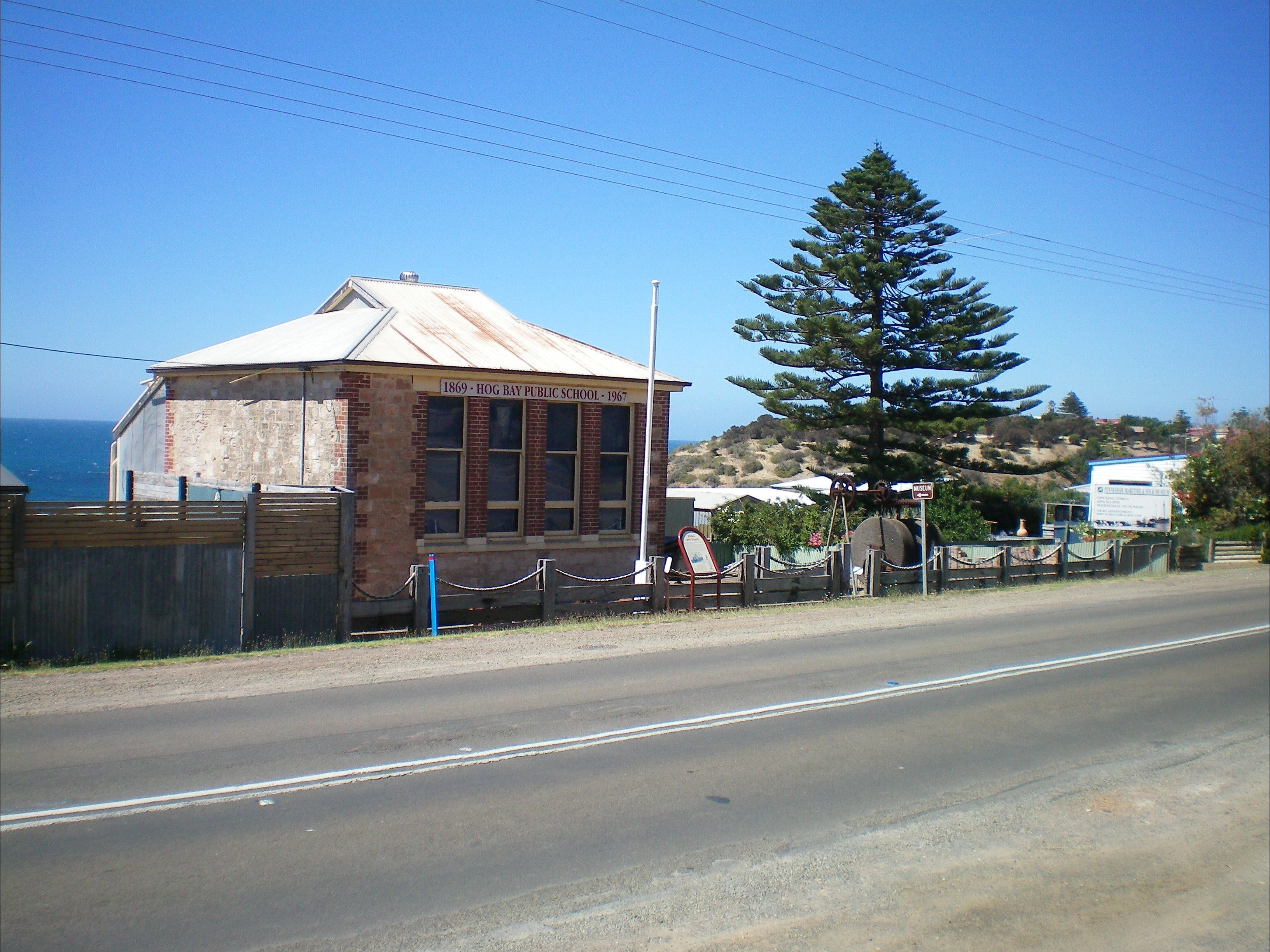 Penneshaw Maritime And Folk Museum - Broome Tourism